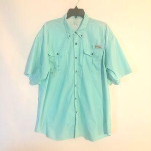 Columbia PFG Men's L Vented Fishing Shirt